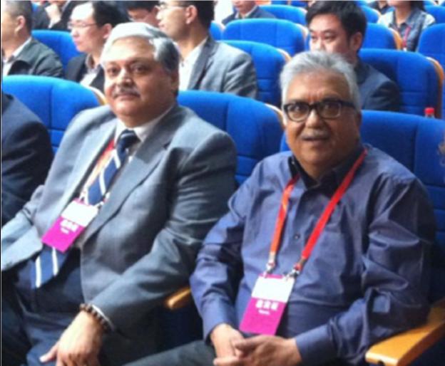 Ravij and ShiV